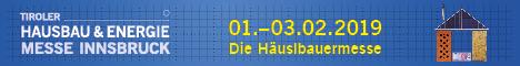 Tiroler Häuslbauer Messe