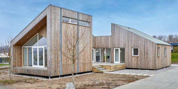 """""""Biologisches Haus"""" in Dänemark"""